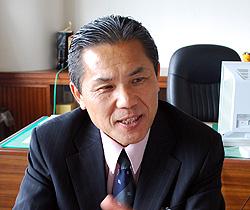 阿久根市・仙波副市長