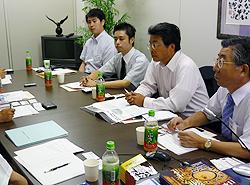 金融座談会