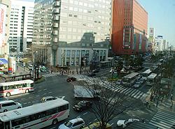 福岡市内の交通