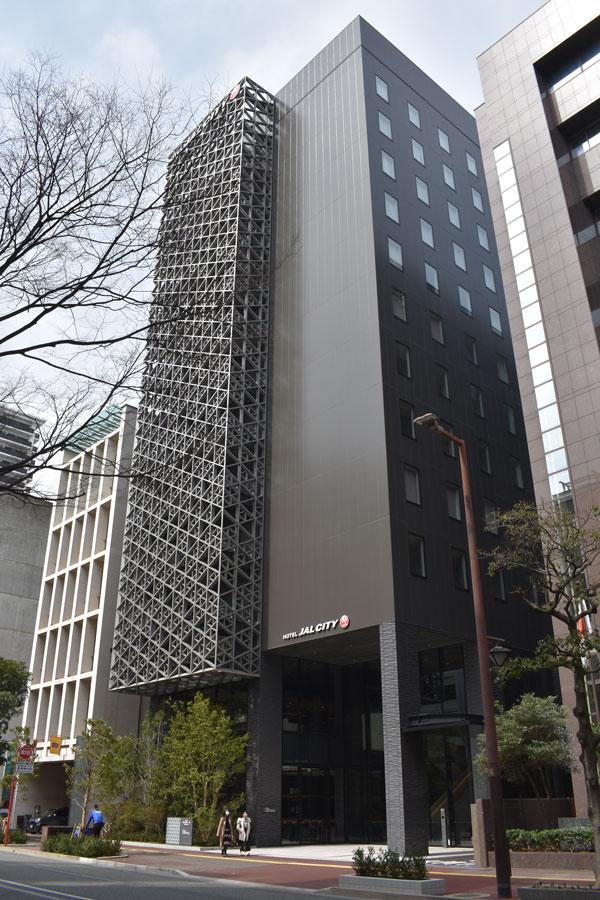 ホテルJALシティ福岡天神